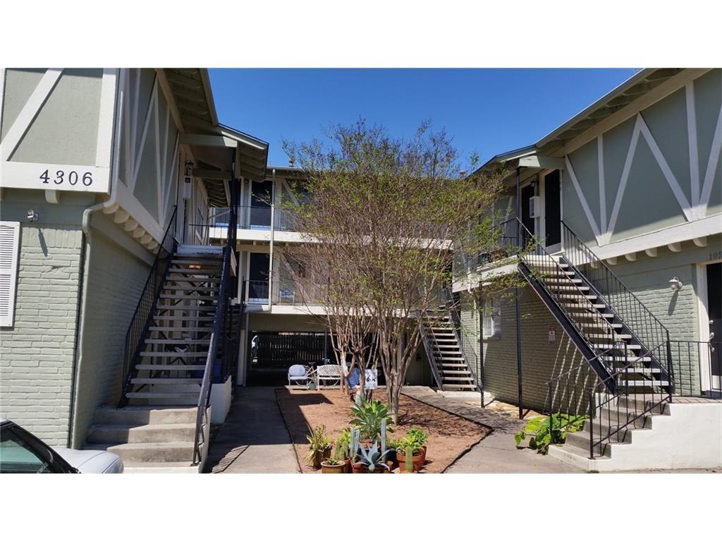 4306 Avenue A # 109, Austin TX 78751 Property Photo - Austin, TX real estate listing