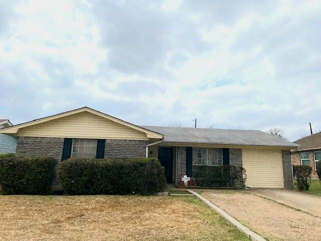 6511 Strawberry TRL Property Photo - Dallas, TX real estate listing
