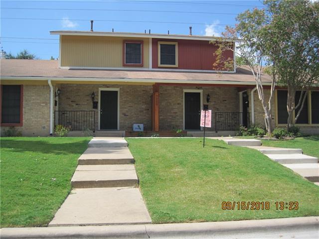 7200 Creekside DR # D, Austin TX 78752 Property Photo - Austin, TX real estate listing