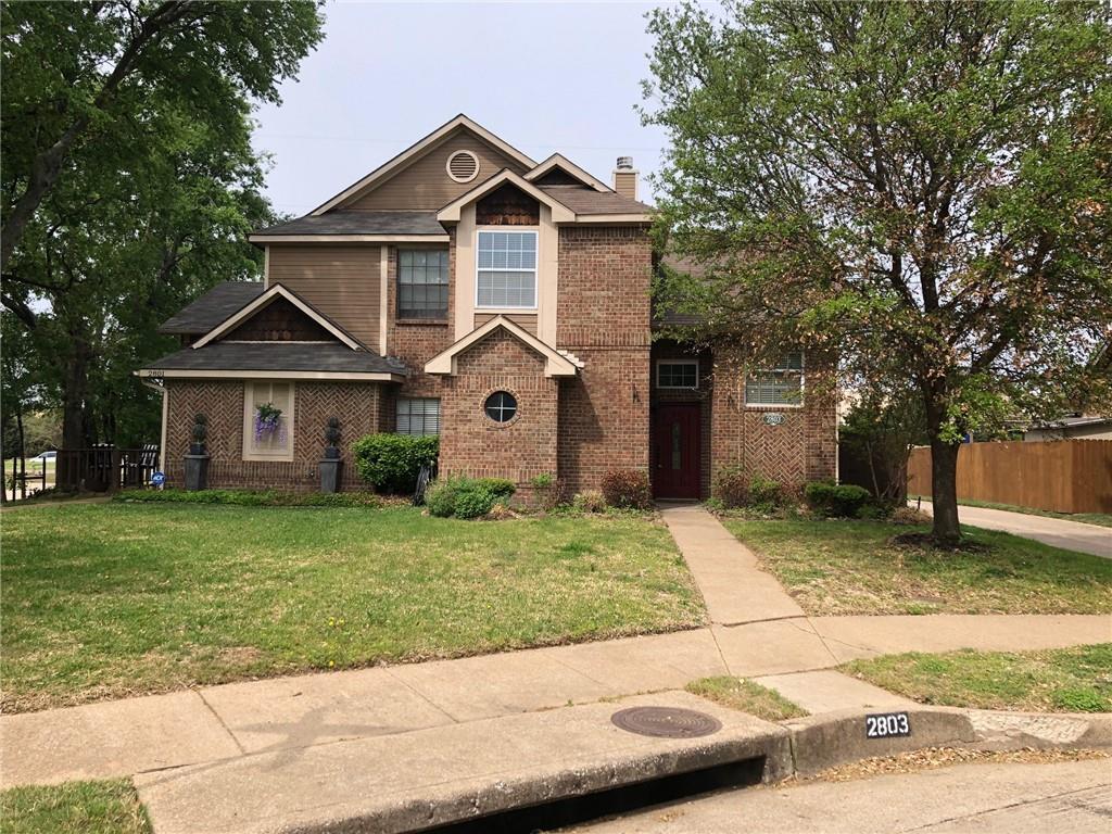 2803 Roxboro RD Property Photo - Euless, TX real estate listing