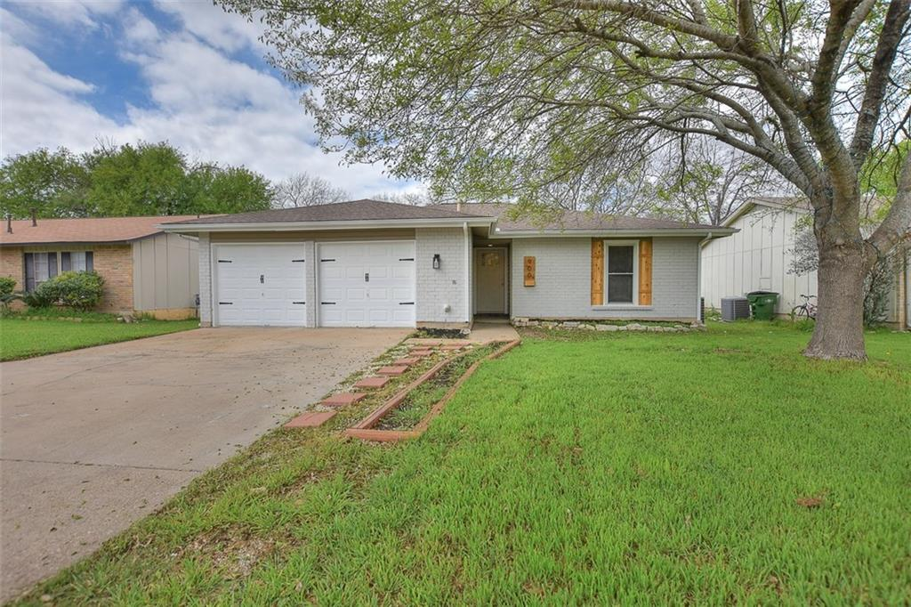 900 Cactus DR, Round Rock TX 78681 Property Photo - Round Rock, TX real estate listing