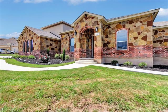 105 Stone Water LN, Jarrell TX 76537, Jarrell, TX 76537 - Jarrell, TX real estate listing