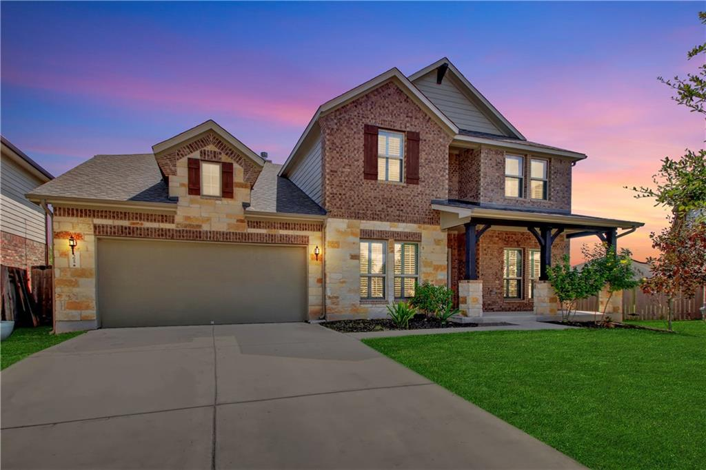13625 Glen Creek CT, Manor TX 78653 Property Photo - Manor, TX real estate listing