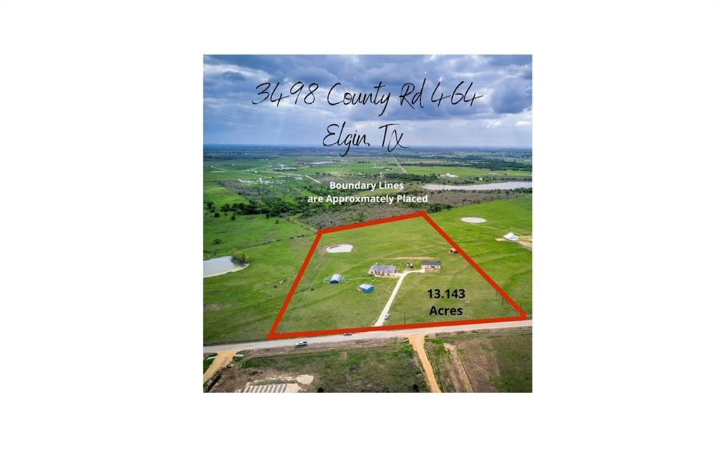 3498 County Road 464 Property Photo - Elgin, TX real estate listing