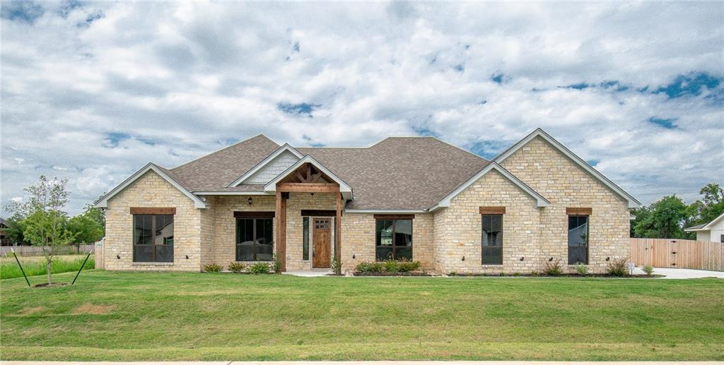 124 Chattanooga CT, Belton TX 76513 Property Photo - Belton, TX real estate listing