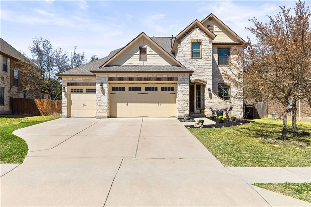 2307 Erica Kaitlin LN Property Photo - Cedar Park, TX real estate listing