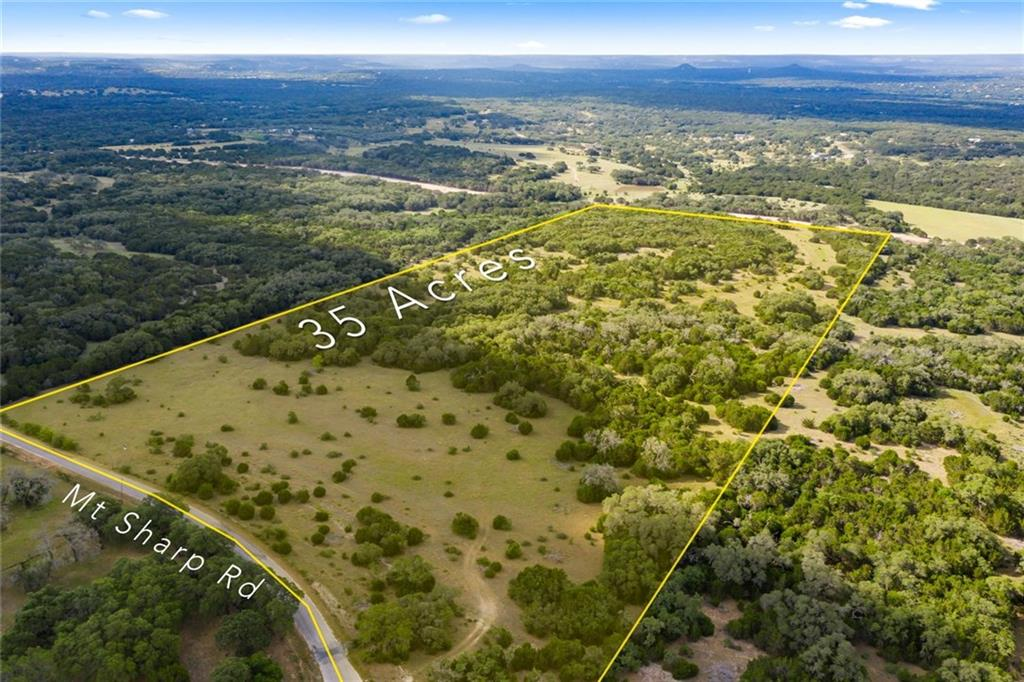 TBD Mt Sharp RD Property Photo - Wimberley, TX real estate listing