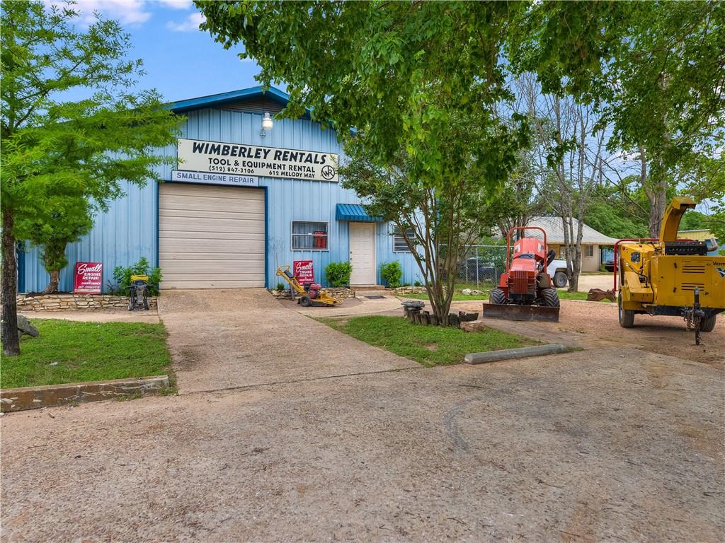 612 Melody WAY, Wimberley TX 78676 Property Photo