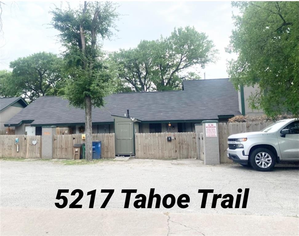 5217 Tahoe TRL Property Photo - Austin, TX real estate listing