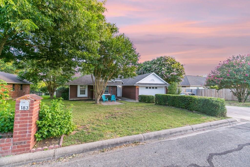 183 Cypress PT, Meadowlakes TX 78654 Property Photo - Meadowlakes, TX real estate listing