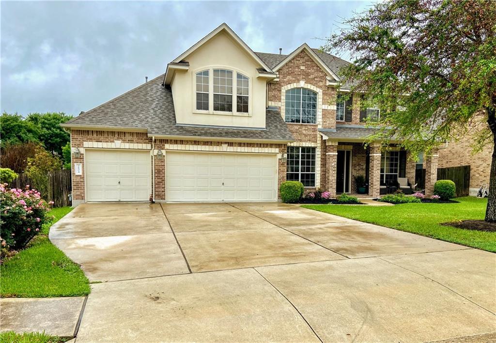 2804 Ely CT Property Photo - Cedar Park, TX real estate listing
