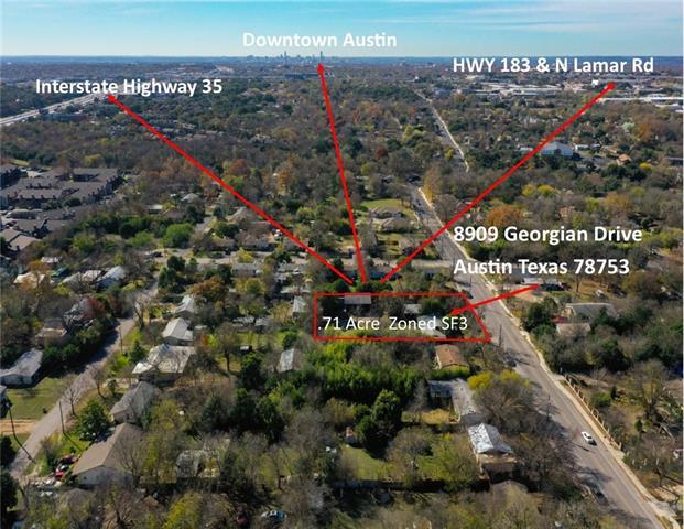 8909 Georgian DR, Austin TX 78753 Property Photo - Austin, TX real estate listing