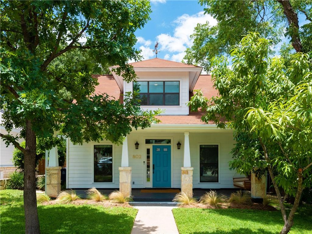 802 W Annie ST, Austin TX 78704 Property Photo - Austin, TX real estate listing