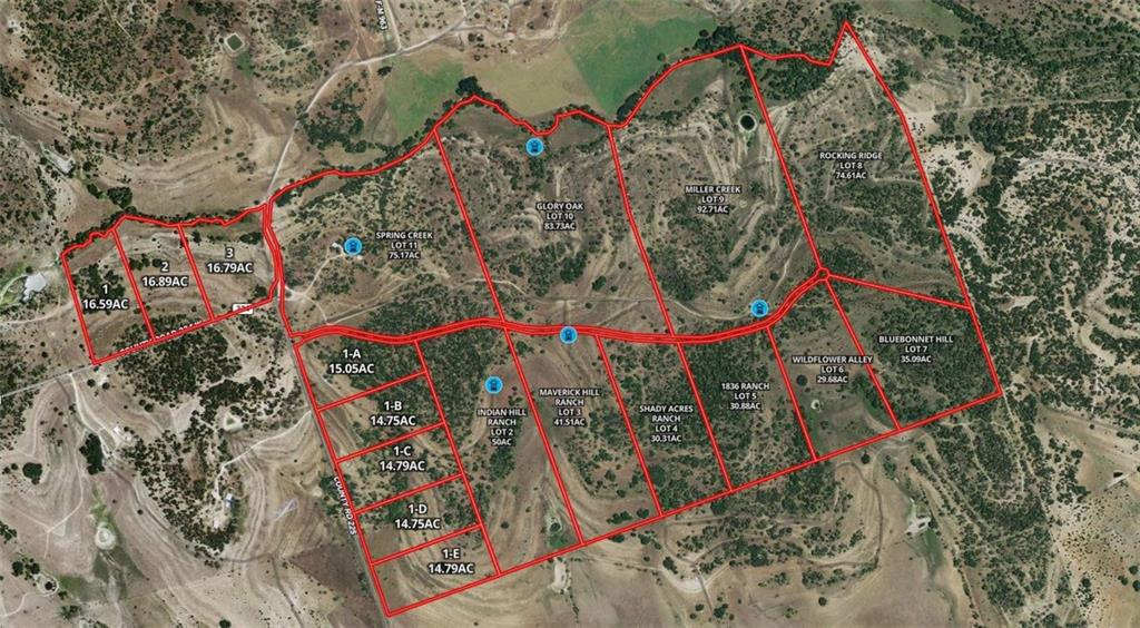 Tract 10B CR 225, Briggs TX 78608 Property Photo - Briggs, TX real estate listing