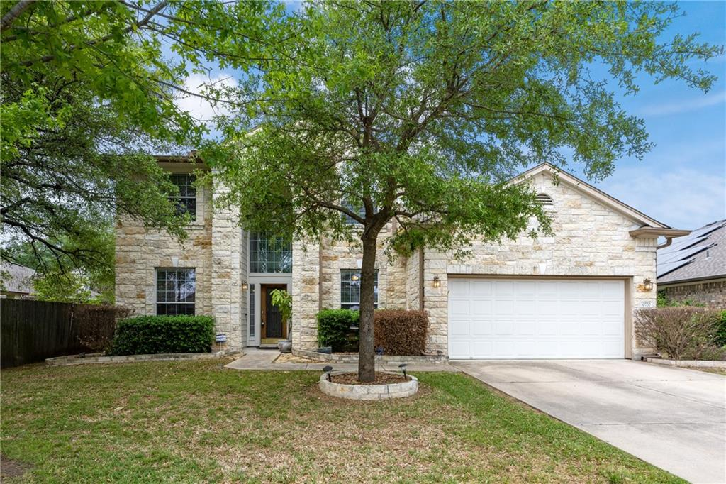 10720 N Canoa Hills TRL Property Photo - Austin, TX real estate listing