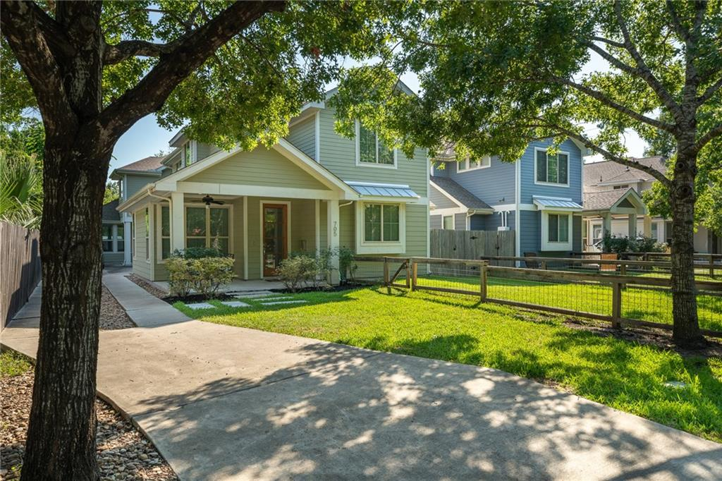 705 E 49th ST # B, Austin TX 78751 Property Photo - Austin, TX real estate listing