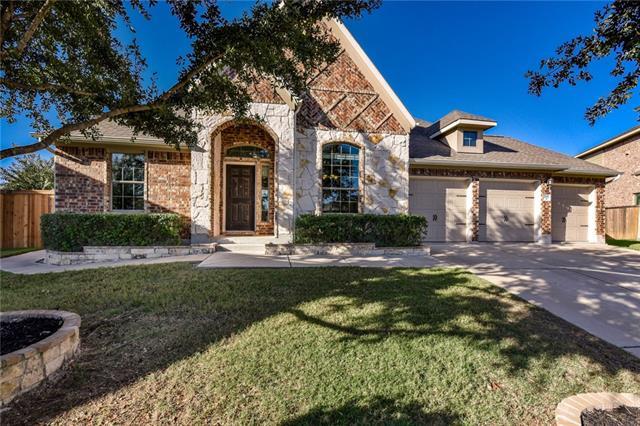 2617 Estefania Ln, Round Rock, TX 78665 - Round Rock, TX real estate listing