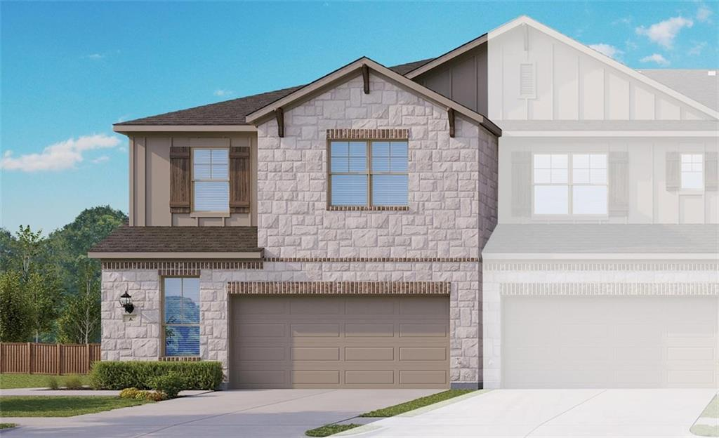 603C Pearly Eye DR, Pflugerville TX 78660 Property Photo - Pflugerville, TX real estate listing