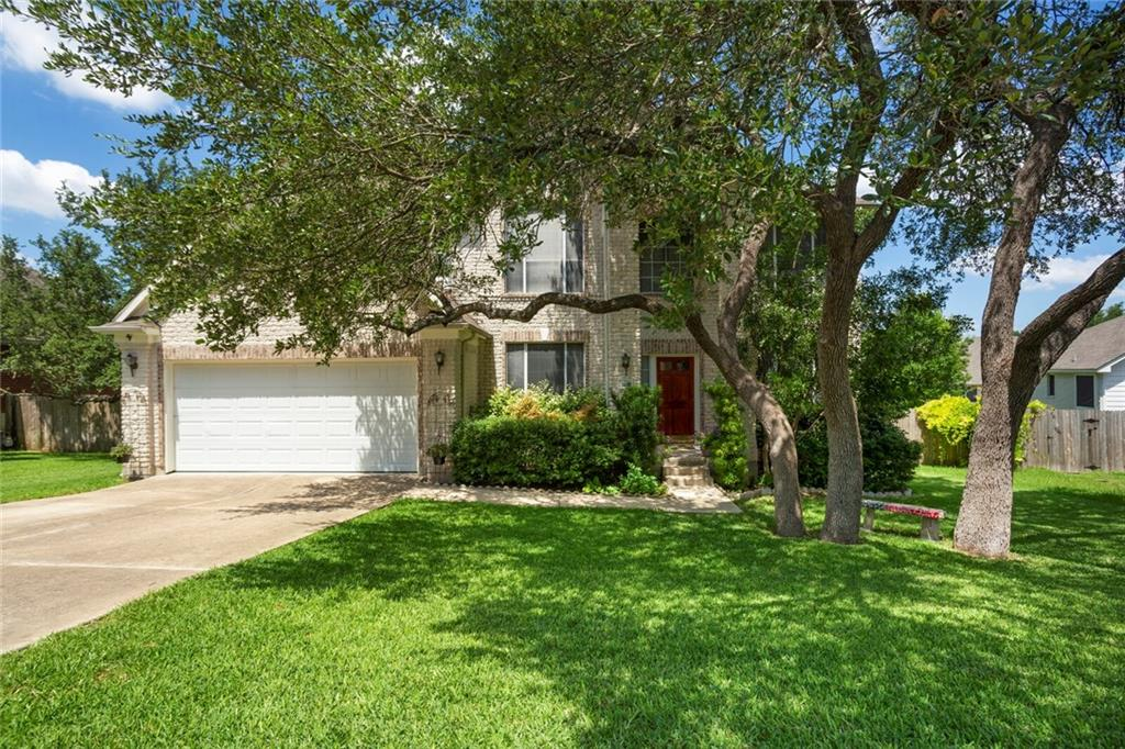 3106 Dawn Mesa CT, Round Rock TX 78665 Property Photo - Round Rock, TX real estate listing