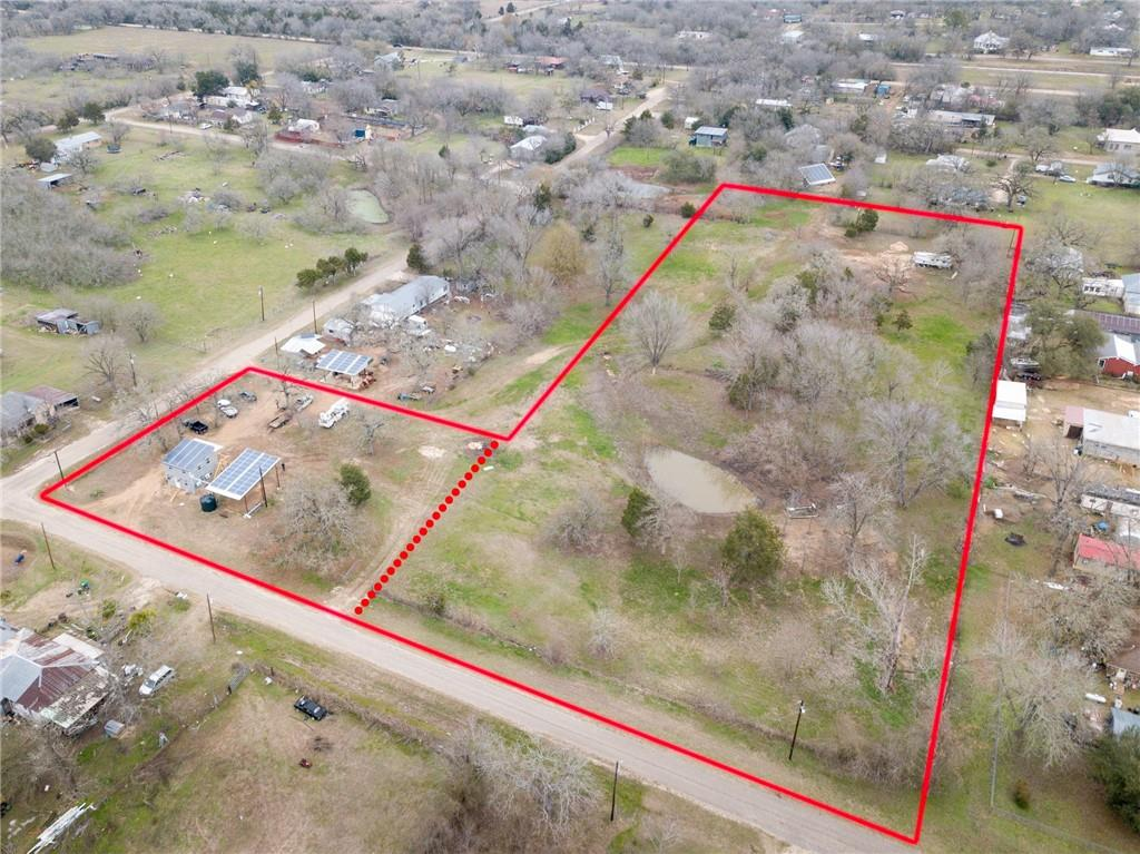 Block 107 Richmond ST Property Photo - McDade, TX real estate listing