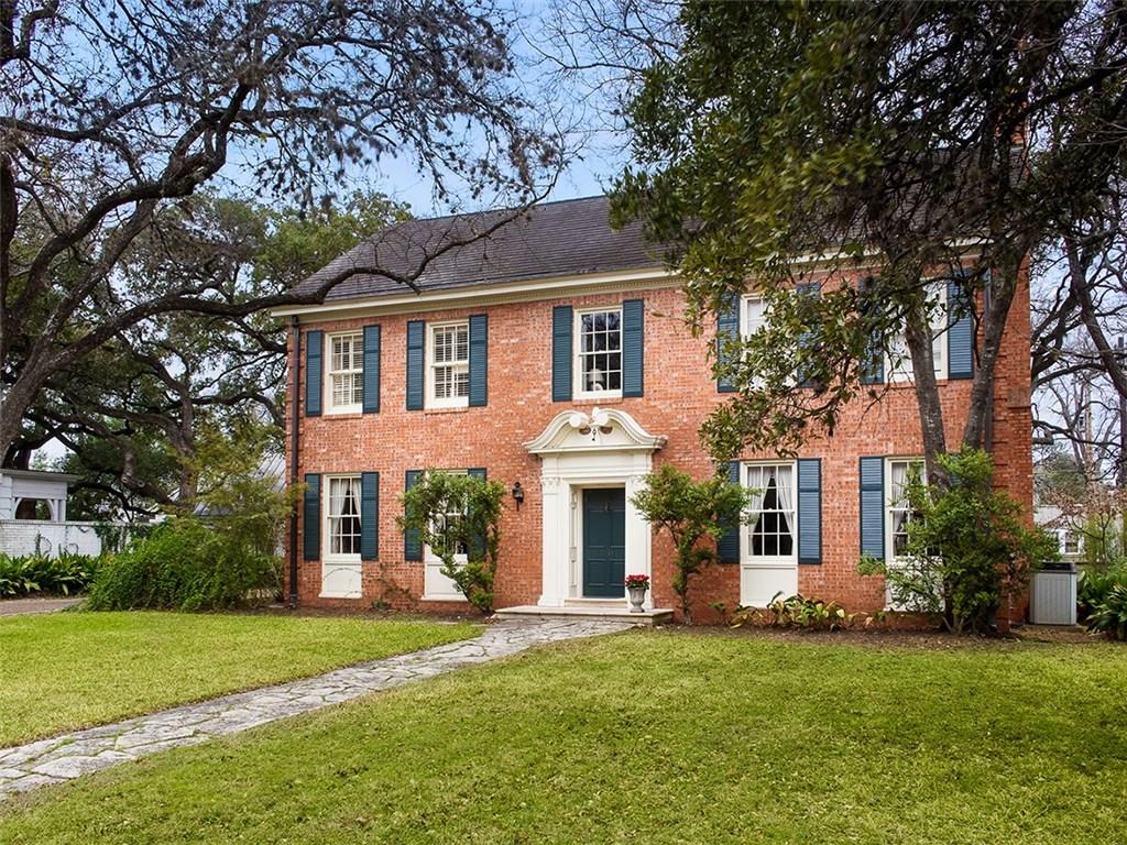 2314 Woodlawn BLVD, Austin TX 78703 Property Photo - Austin, TX real estate listing