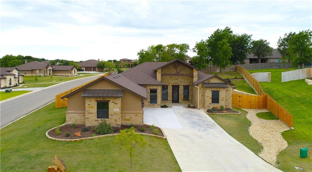 1003 Vista View CT, Salado TX 76571 Property Photo - Salado, TX real estate listing