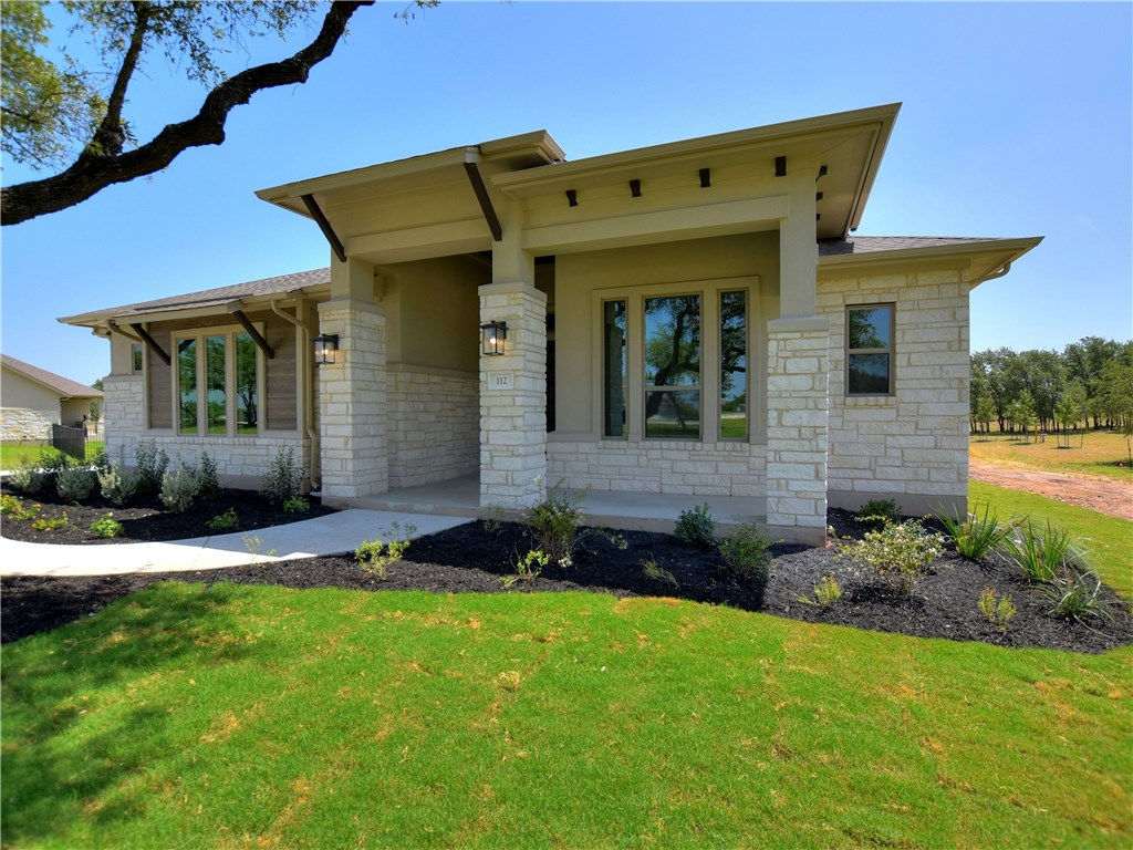 112 Houston LOOP, Liberty Hill TX 78642 Property Photo - Liberty Hill, TX real estate listing