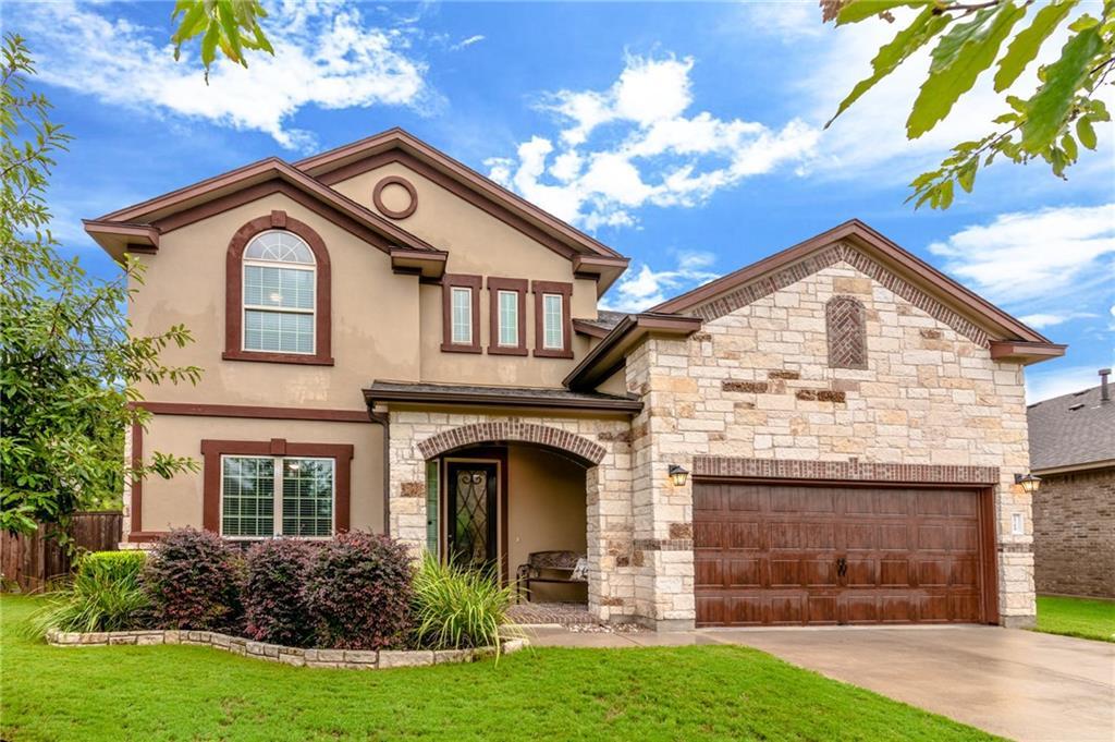 2709 San Milan PASS, Round Rock TX 78665 Property Photo - Round Rock, TX real estate listing