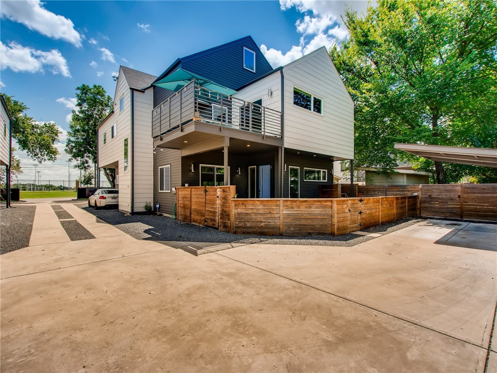 402 W 51st ST # B, Austin TX 78751 Property Photo - Austin, TX real estate listing