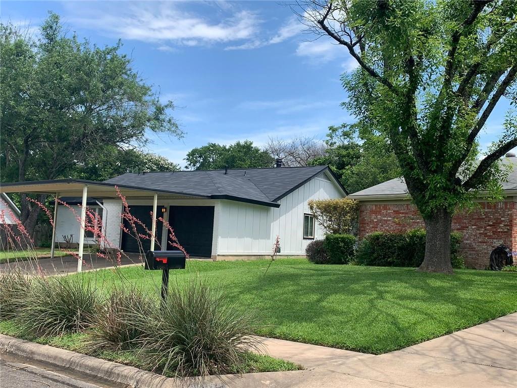 1506 Boffi CIR Property Photo - Austin, TX real estate listing