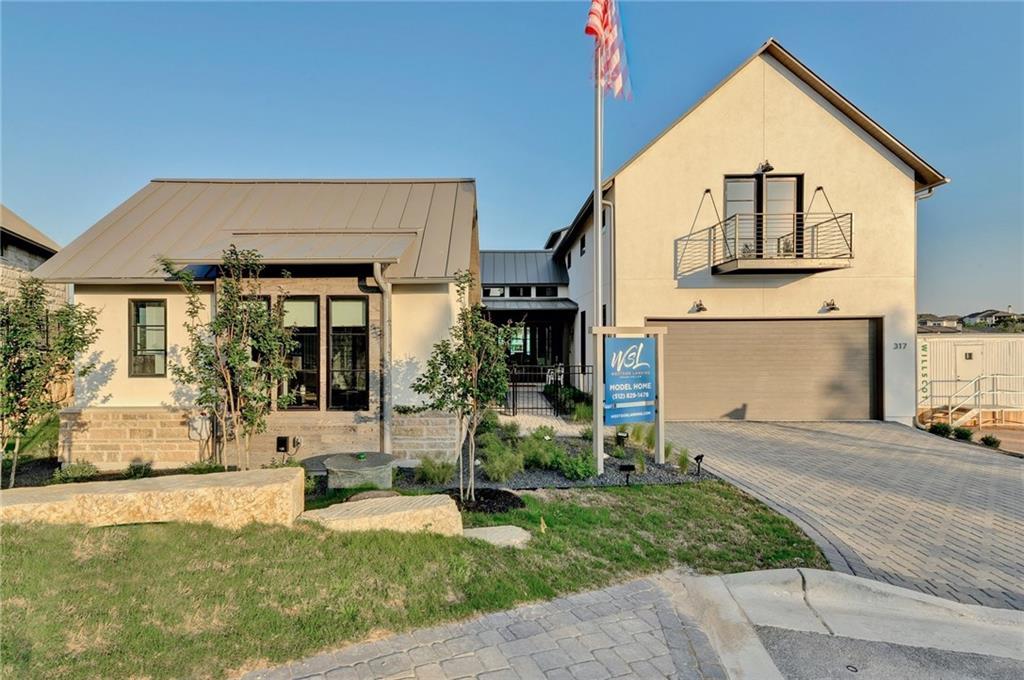 317 Hidden Beacon BND, Lakeway TX 78738 Property Photo - Lakeway, TX real estate listing