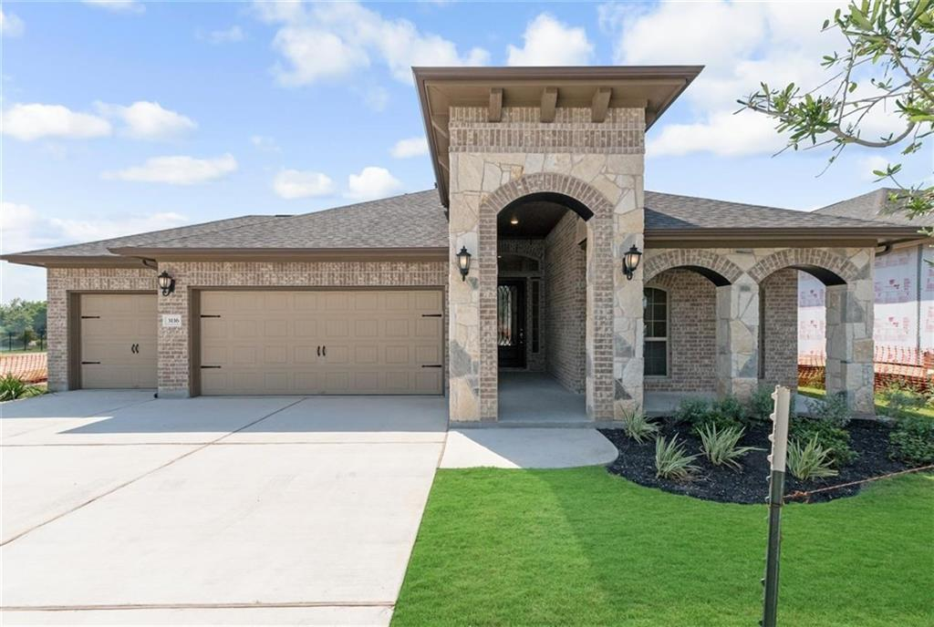 3116 Bianco CV, Round Rock TX 78665 Property Photo - Round Rock, TX real estate listing