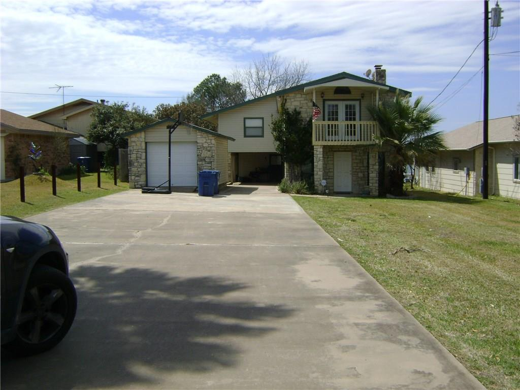 2822 Lakeview LN Property Photo - Granite Shoals, TX real estate listing