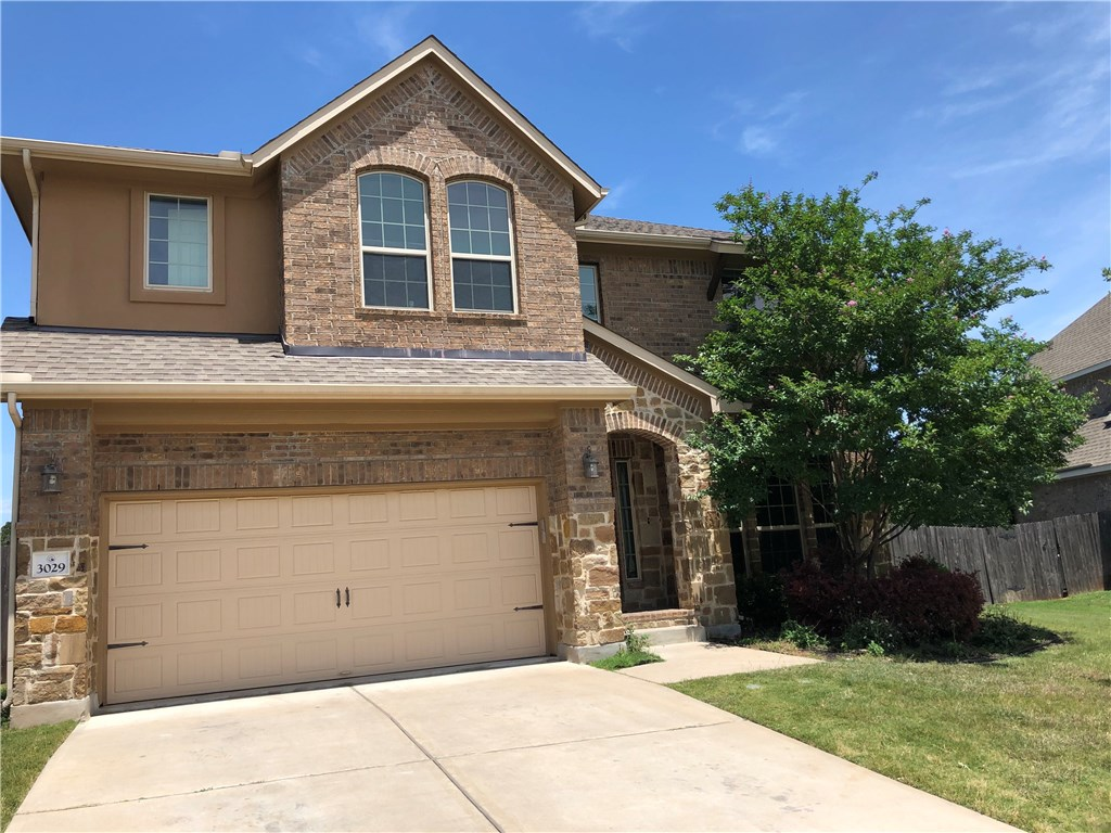 3029 Agave LOOP, Round Rock TX 78681 Property Photo - Round Rock, TX real estate listing