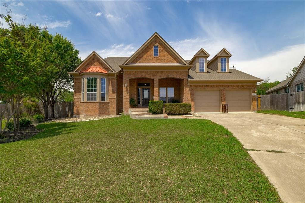 200 Culpepper LN Property Photo - Cedar Park, TX real estate listing