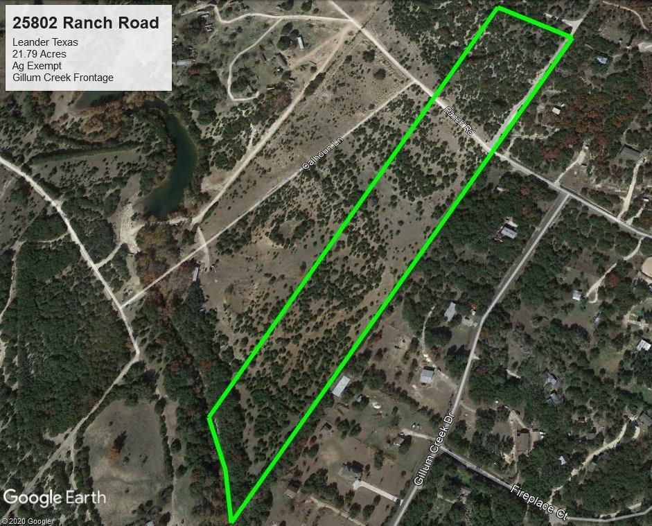 25802 Ranch RD, Leander TX 78641 Property Photo - Leander, TX real estate listing