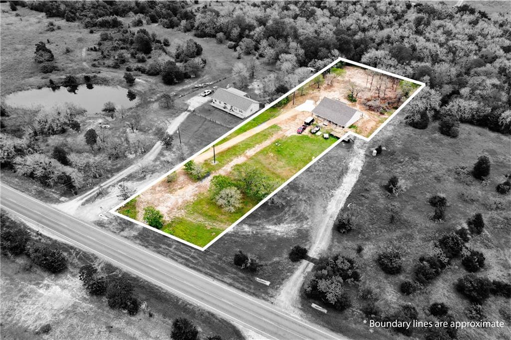 5822 FM 141 Property Photo - Ledbetter, TX real estate listing