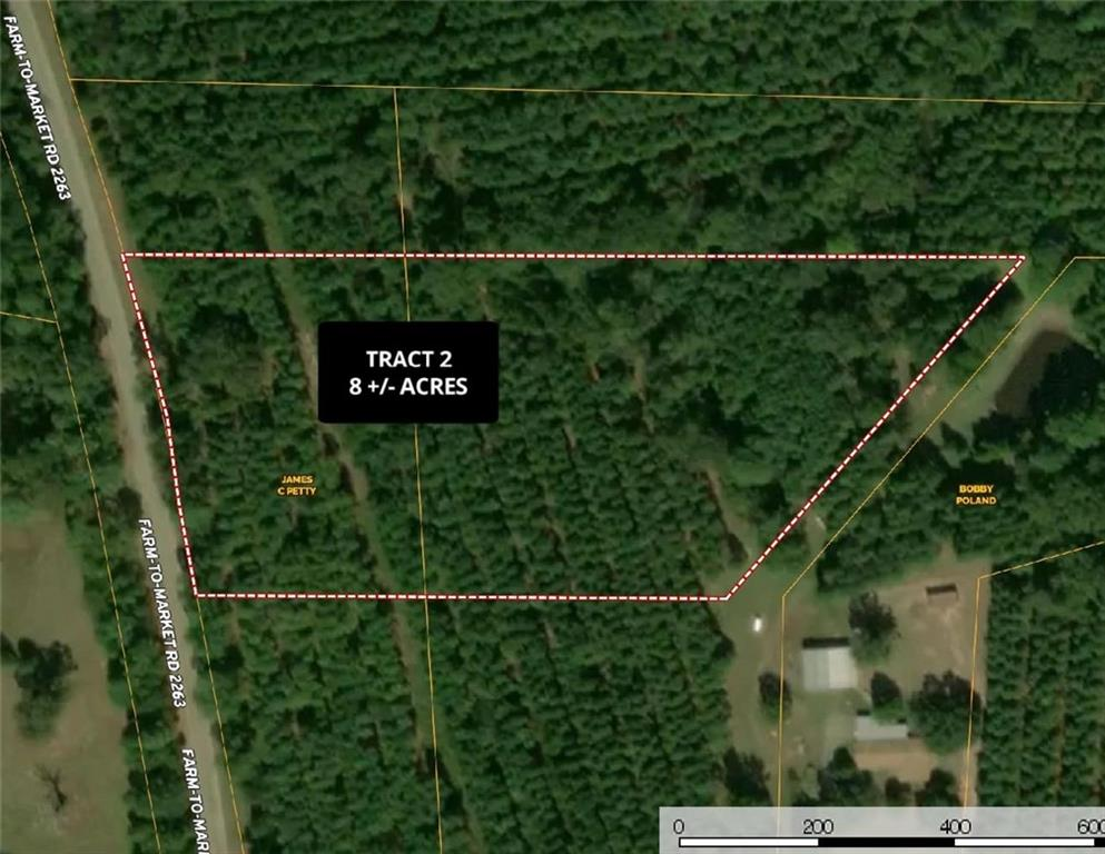 TBD FM 2263 Tract 2 Highway Property Photo - Gilmer, TX real estate listing