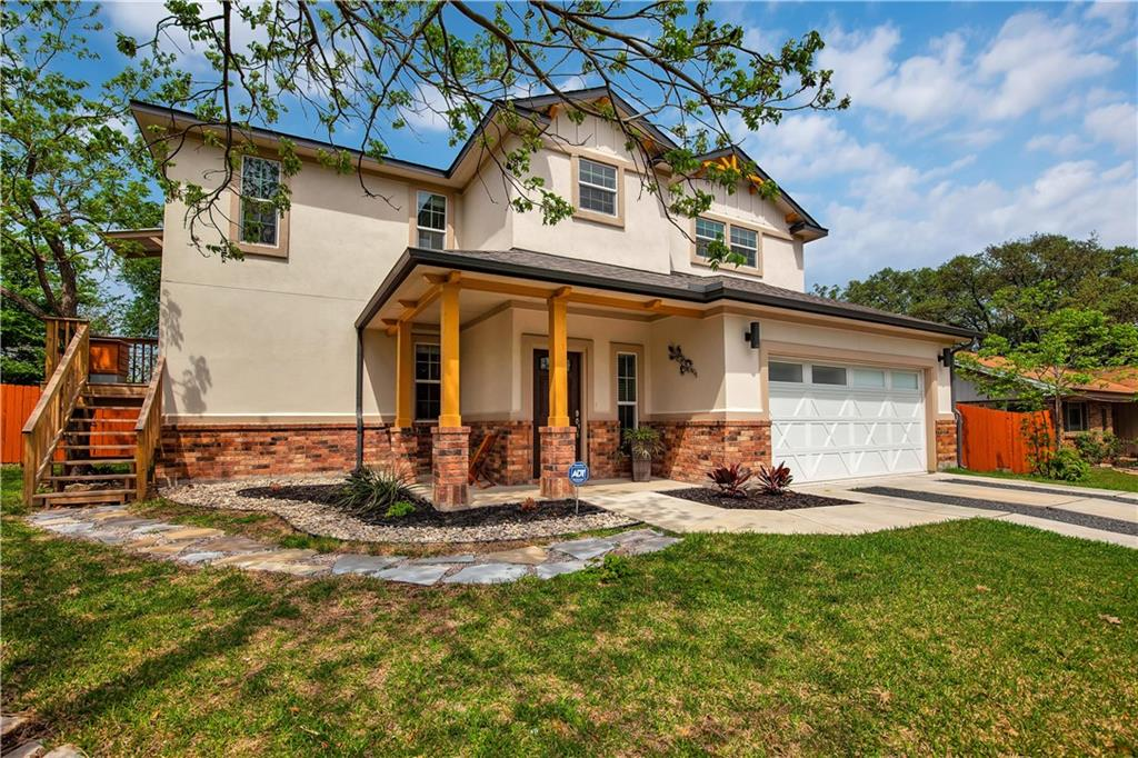 11606 North Oaks DR Property Photo - Austin, TX real estate listing