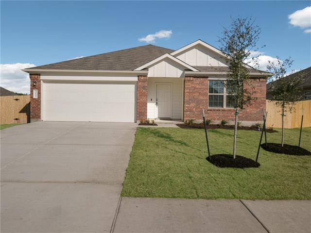 311 Sassafras St, Hutto Tx 78634 Property Photo