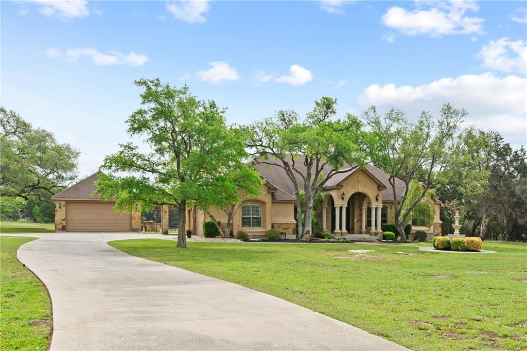 101 Twin Springs RD Property Photo - Georgetown, TX real estate listing