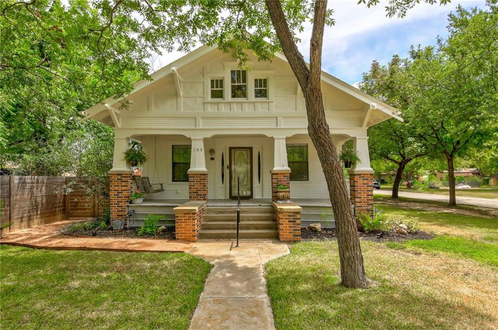 105 S Guadalupe, Granger TX 76530 Property Photo - Granger, TX real estate listing