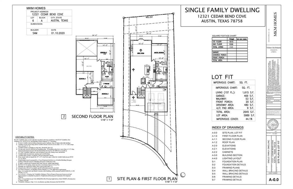 12321 Cedar Bend CV Property Photo - Austin, TX real estate listing
