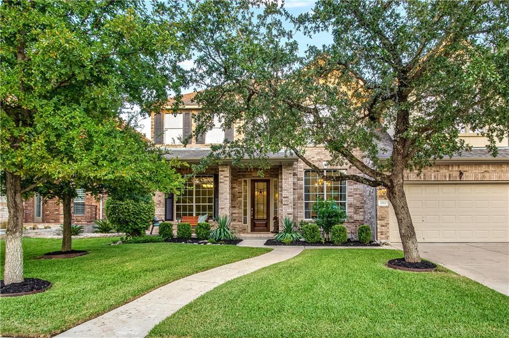 2712 Gholson DR, Cedar Park TX 78613 Property Photo - Cedar Park, TX real estate listing