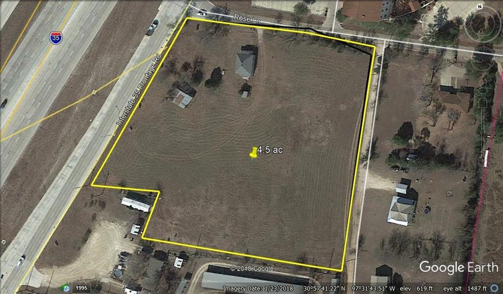 0000 IH 35 Rose LN, Salado TX 76571 Property Photo - Salado, TX real estate listing