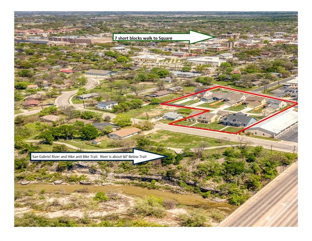 1009 Scenic DR Property Photo - Georgetown, TX real estate listing