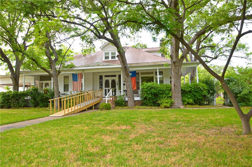 508 W Dry ST, San Saba TX 76877 Property Photo - San Saba, TX real estate listing