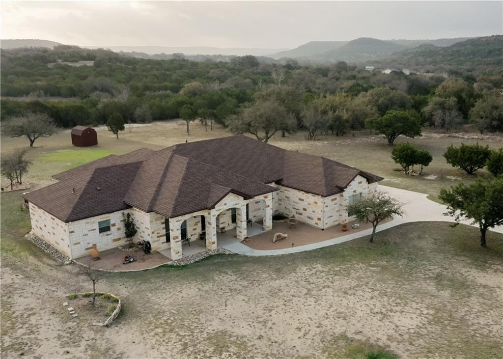 111 Wagon Wheel TRL Property Photo - Bertram, TX real estate listing