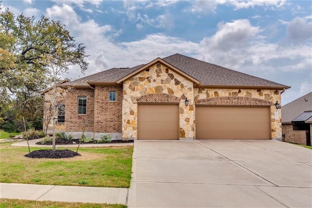 701 Glacial Stream LN, Cedar Park TX 78613, Cedar Park, TX 78613 - Cedar Park, TX real estate listing