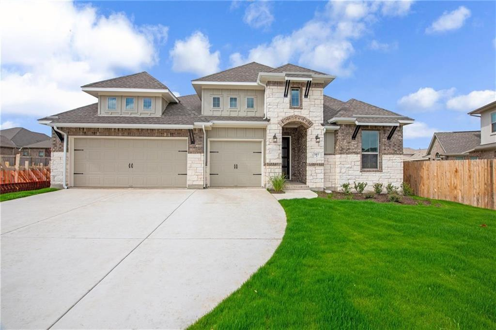 1413 MARSALA CIR, Leander TX 78641 Property Photo - Leander, TX real estate listing